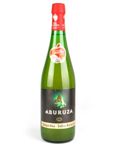 comprar Sidra D.O. Natural Aburuza