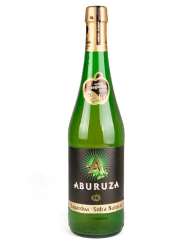 Premium Cider D.O. Aburuza
