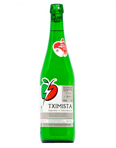 Cider D.O. Tximista