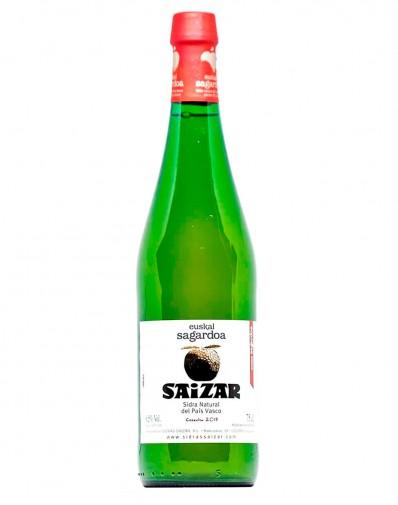 Cider D.O. Saizar