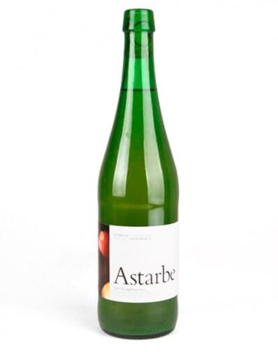 Cidre Naturel Astarbe