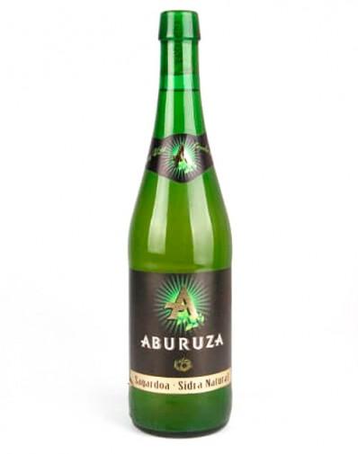 Cidre Naturel Aburuza