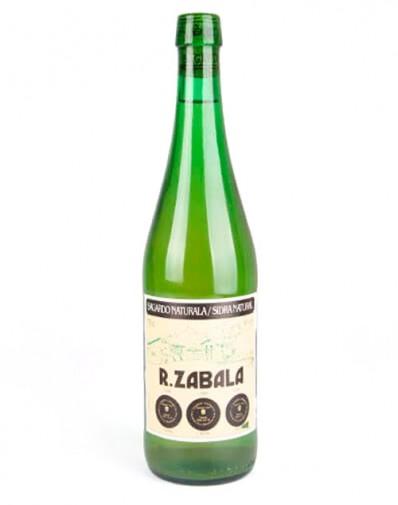 R. Zabala Natural Cider