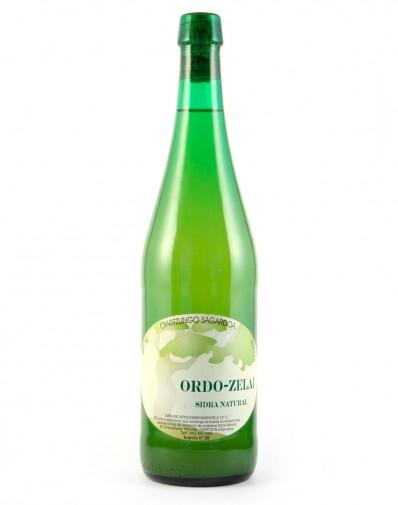 Cidre Naturel Ordo-Zelai