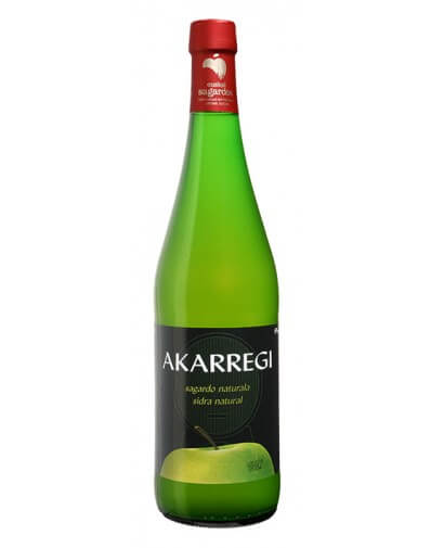 Cider D.O. Akarregi