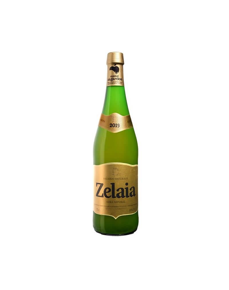 Erosi Euskal Sagardoa Premium Zelaia